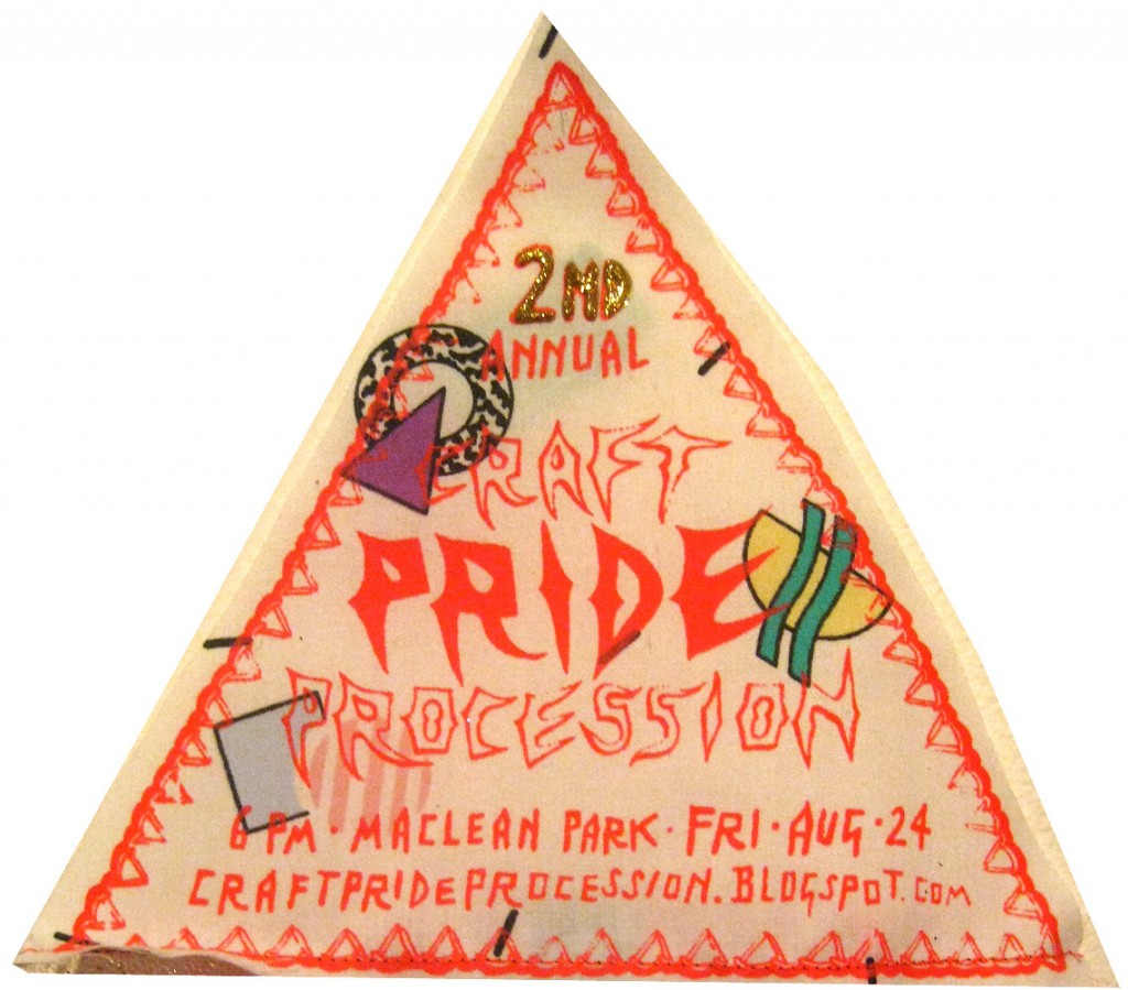 2nd Annual CRAFT PRIDE PROCESSION